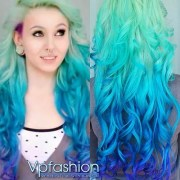 hottest ombre hairstyles 2019