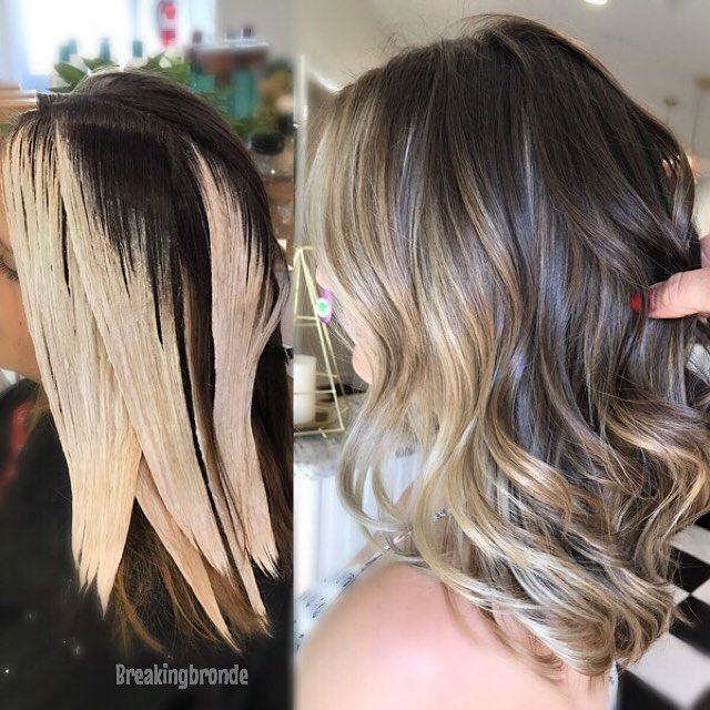 30 Balayage Long Hairstyles 2018 Balayage Hair Color