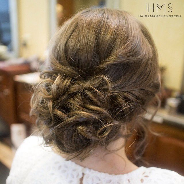 30 Romantic Messy Updos for Wedding 2019 Best Wedding Updos  Hairstyles Weekly