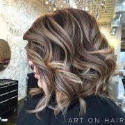 hottest balayage hairstyles