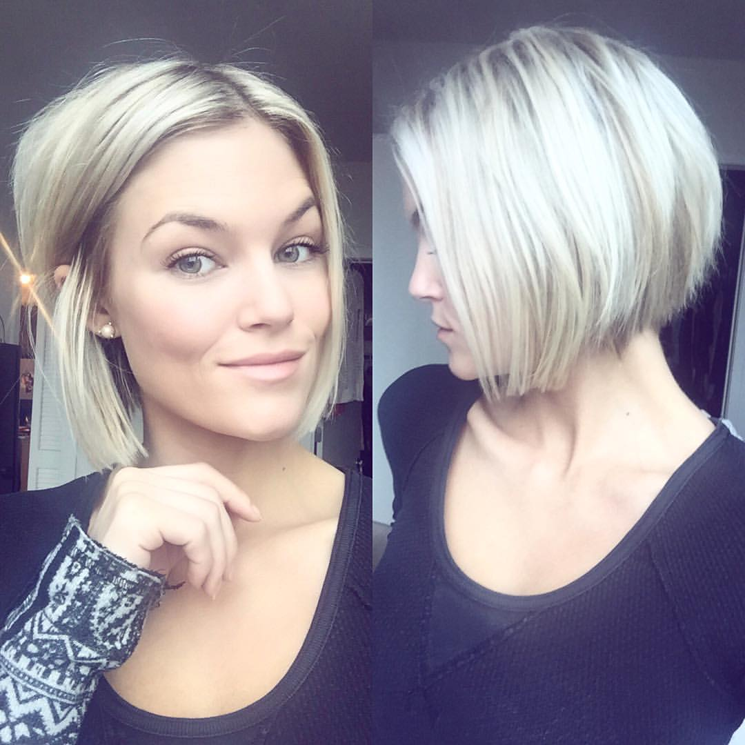 40 Hottest Short Hairstyles Short Haircuts 2019  Bobs Pixie Cool Colors  Hairstyles Weekly