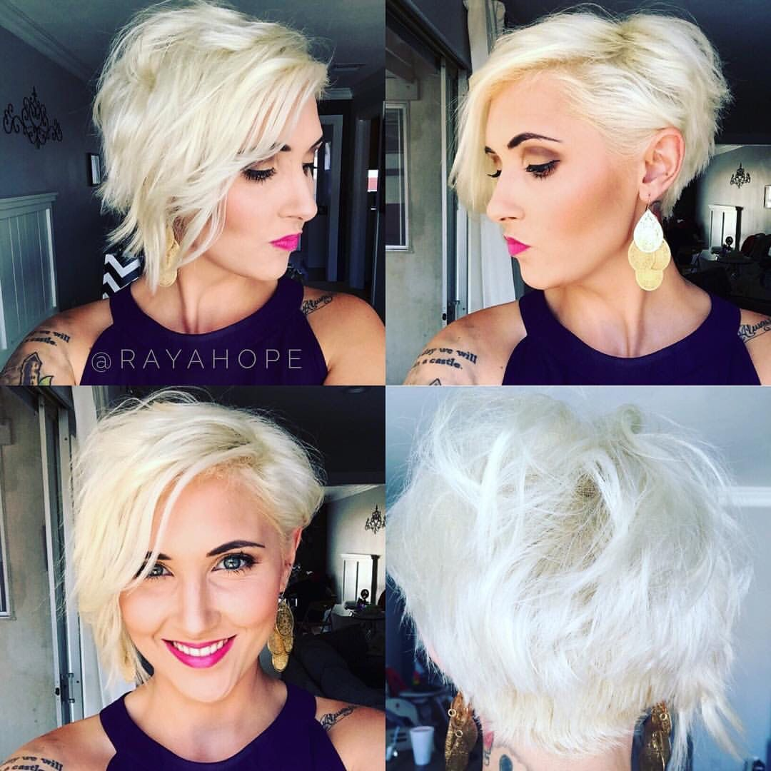 40 Hottest Short Hairstyles Short Haircuts 2018 Bobs
