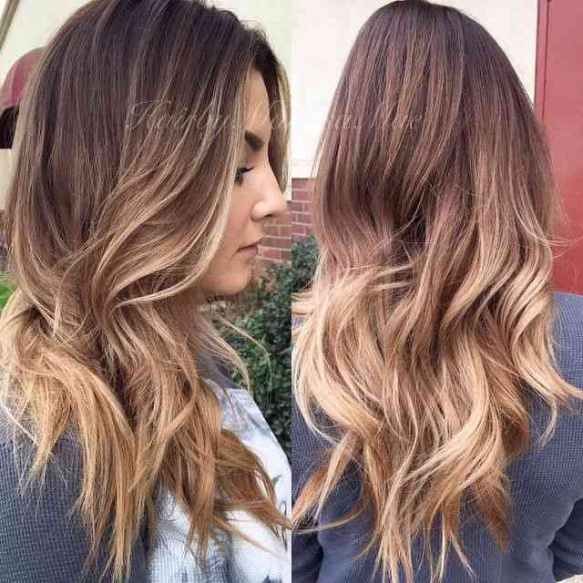 22 Fabulous Ombre & Balayage Hair Styles - Hottest Hair Color Ideas