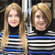 flattering bob hairstyles