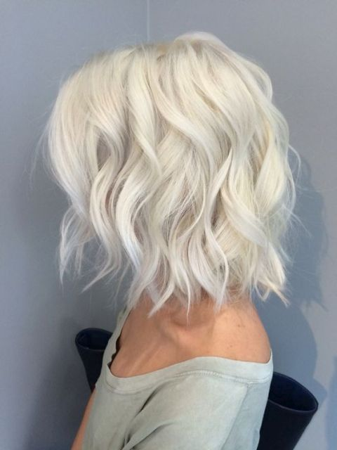 How to Keep Brass Out of Your Bleached Hair