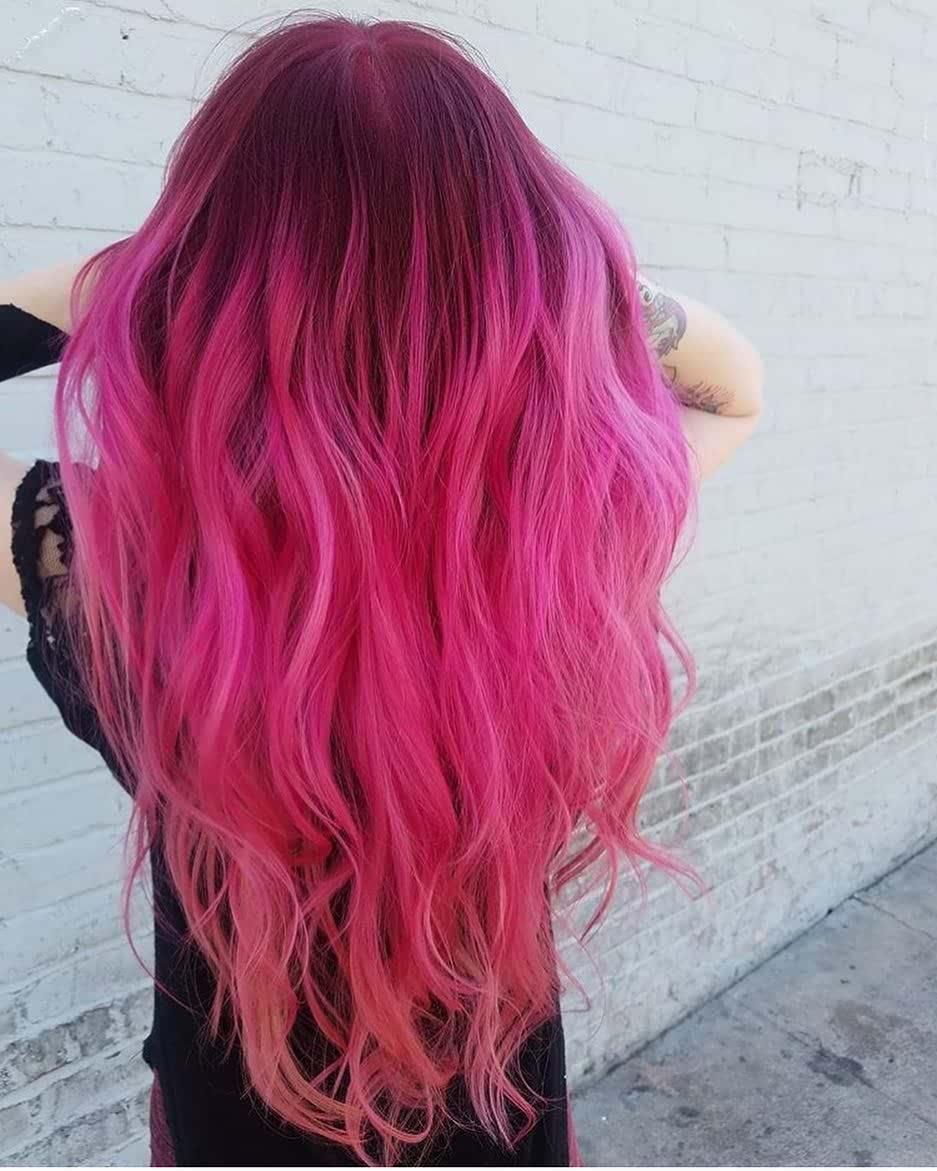 11 Ultra Bright Hair Color Ideas