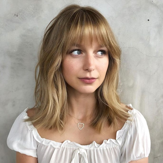 hairstyles with long bangs