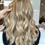 long hair with soft waves