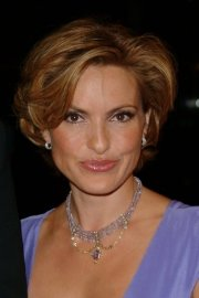 mariska hargitay with short hair