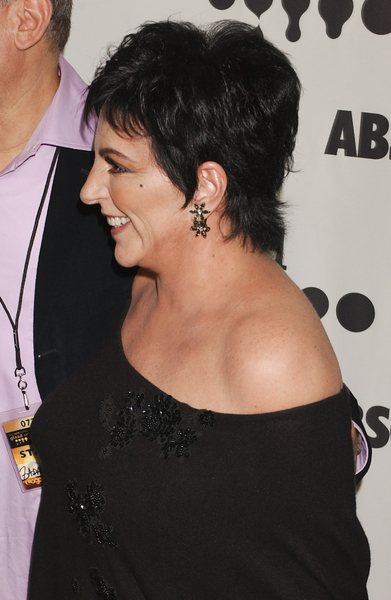 Liza Minnelli Hairstyle BackSide View