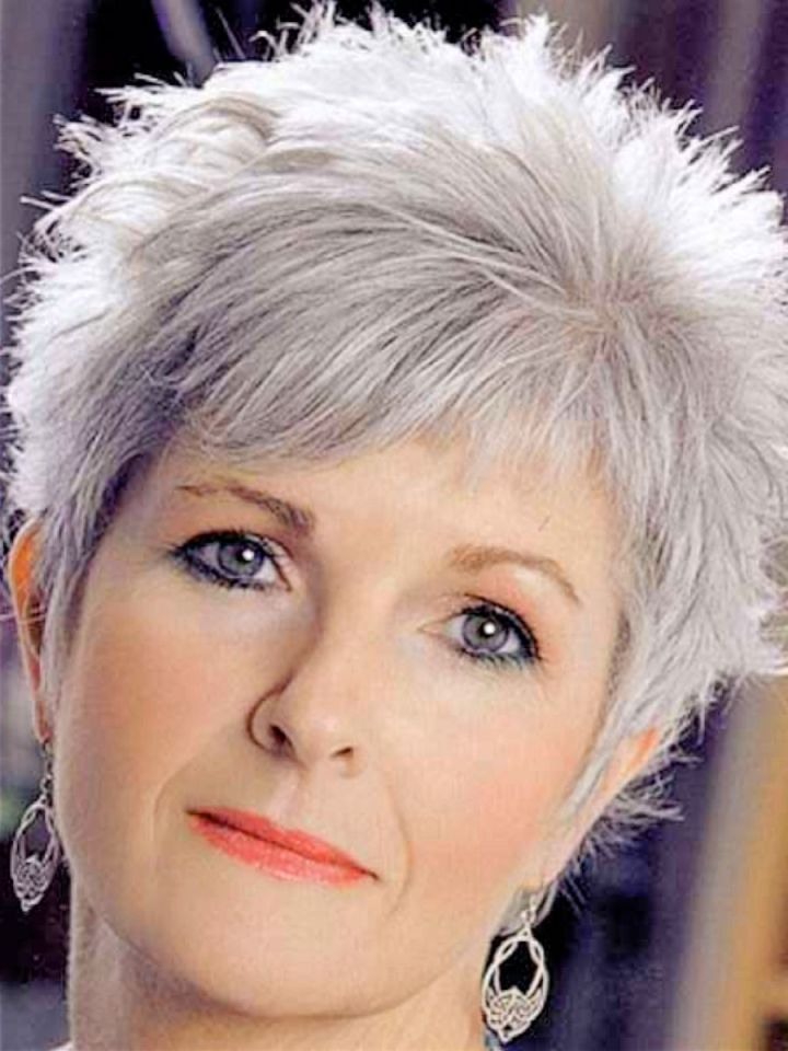40 Latest Pictures Of Short Haircuts For Older Women 2018