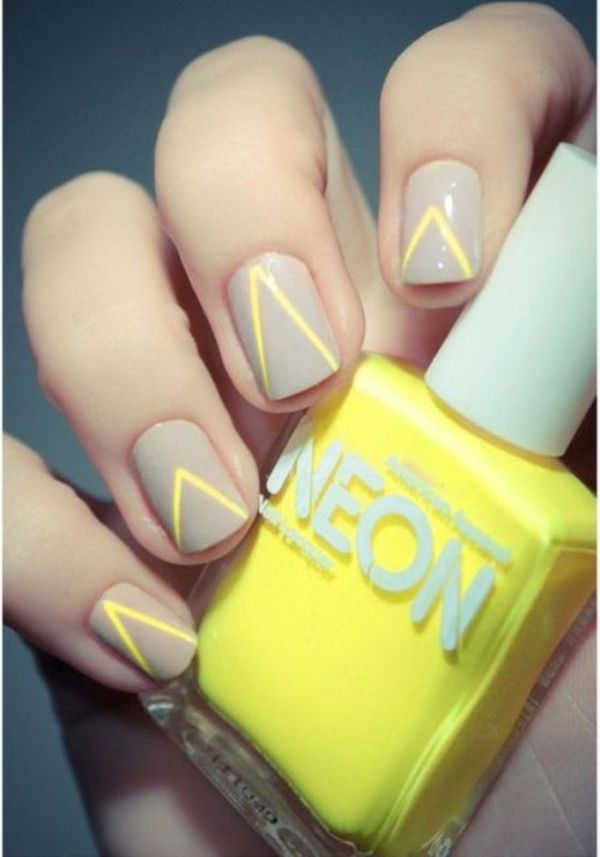 Tips For Using Neon Nail Polish – 15 Ideas | Hairstyle Woman