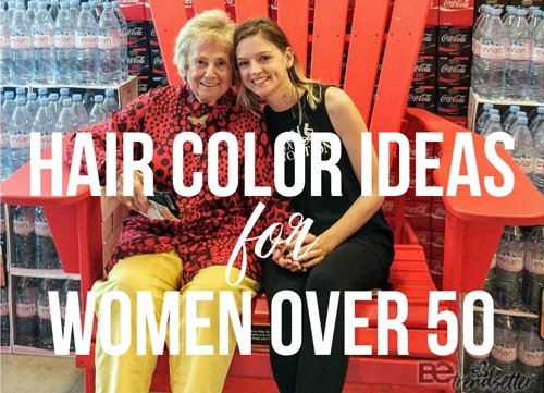 17 Best Hair Color Ideas For Women Over 50 For 2017 Hairstyle Woman