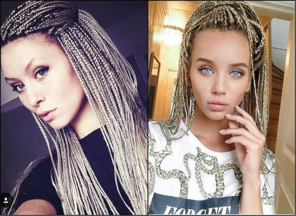 White Girl Box Braids Hairstyles To Try Immediately Hairstyle Woman