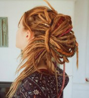 gorgeous dreadlock styles