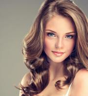 modern hairstyles with partial
