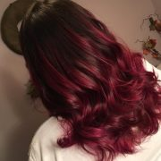 awesome maroon hair color ideas