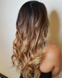 How To Dye Black Hair To Light Brown How I Dye My Roots ...