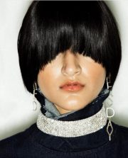 trendy bowl cut hairstyles