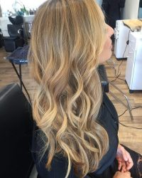 Blonde Hair With Brown Accents | hair with brown accents ...