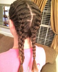 How To French Braid Pigtails | Find your Perfect Hair Style