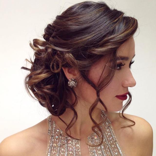 45 chic quinceanera hairstyles — best styles for your