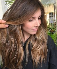 50 Delightful Dark and Light Golden Brown Hair Color Ideas