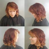 30 Trendy Two Tone Hair Color Ideas Best Combinations Of ...
