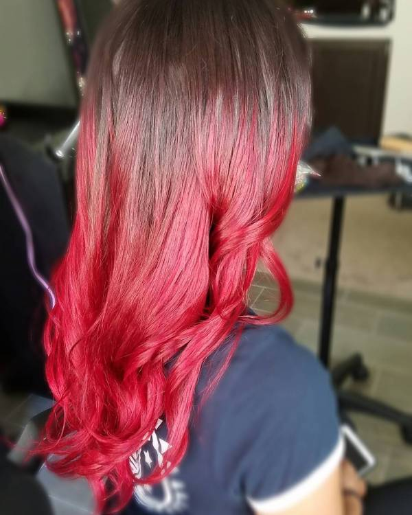 Radiant Bright Red Hair Color Ideas - Guaranteed