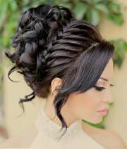 chic quinceanera hairstyles