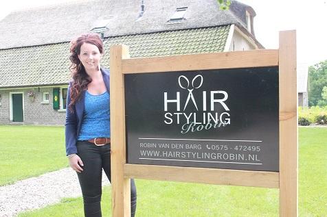 Hairstyling Robin  Kapper Vorden  Hengelo GLD  Knippen