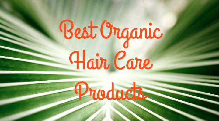 Best Organic Hair Care Products