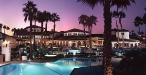 Stay at the beautiful Rancho Las Palmas Resort