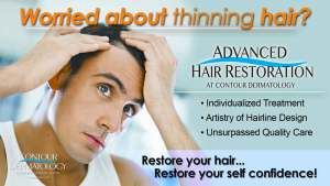 Are you worried about thinning hair? Call us today at 800-494-0356Are you worried about thinning hair? Call us today at 800-494-0356