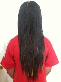 Box Braids With Straight Ends | www.pixshark.com - Images ...