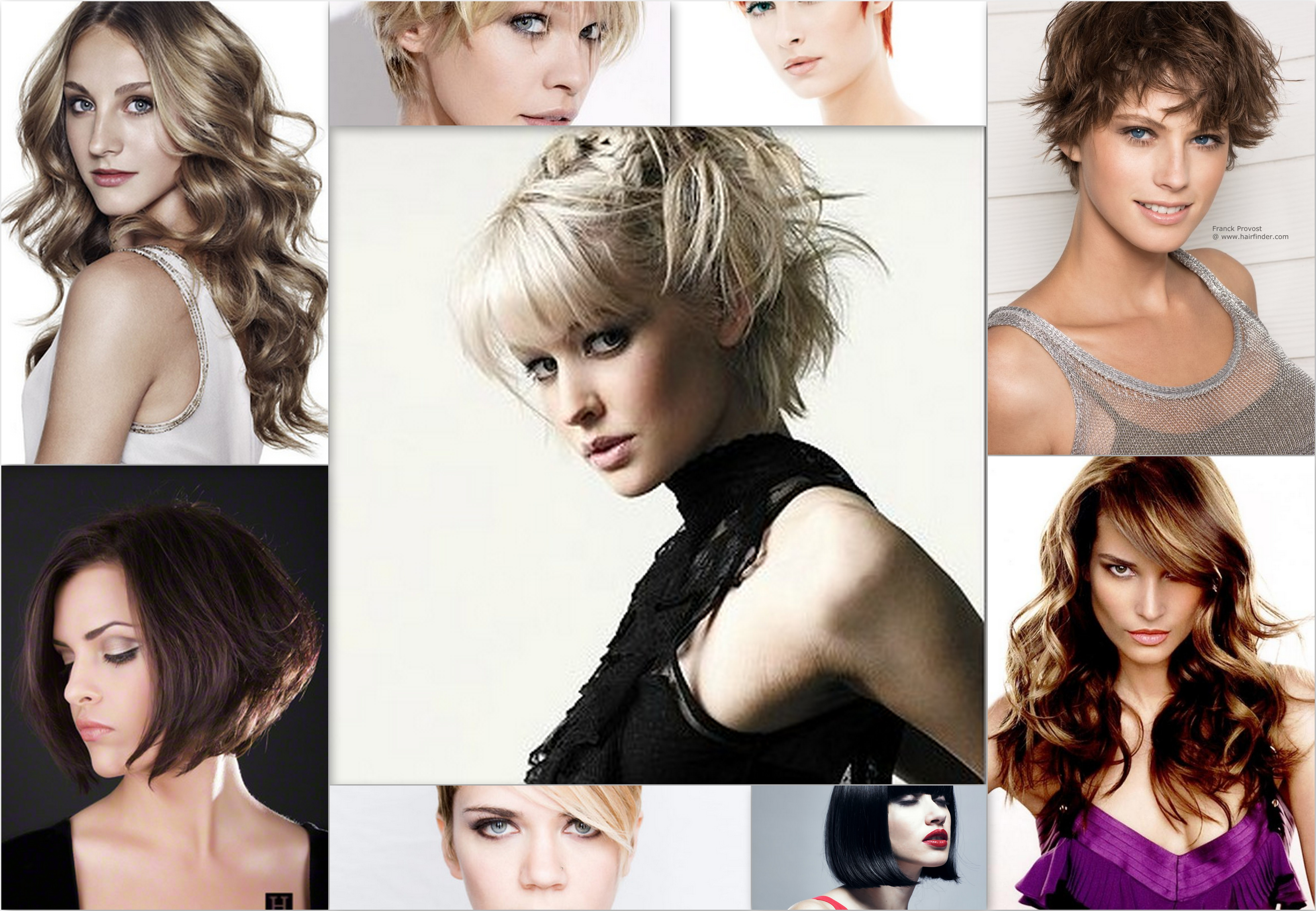 Hot and trendy haircut ideas our hair salon selected for