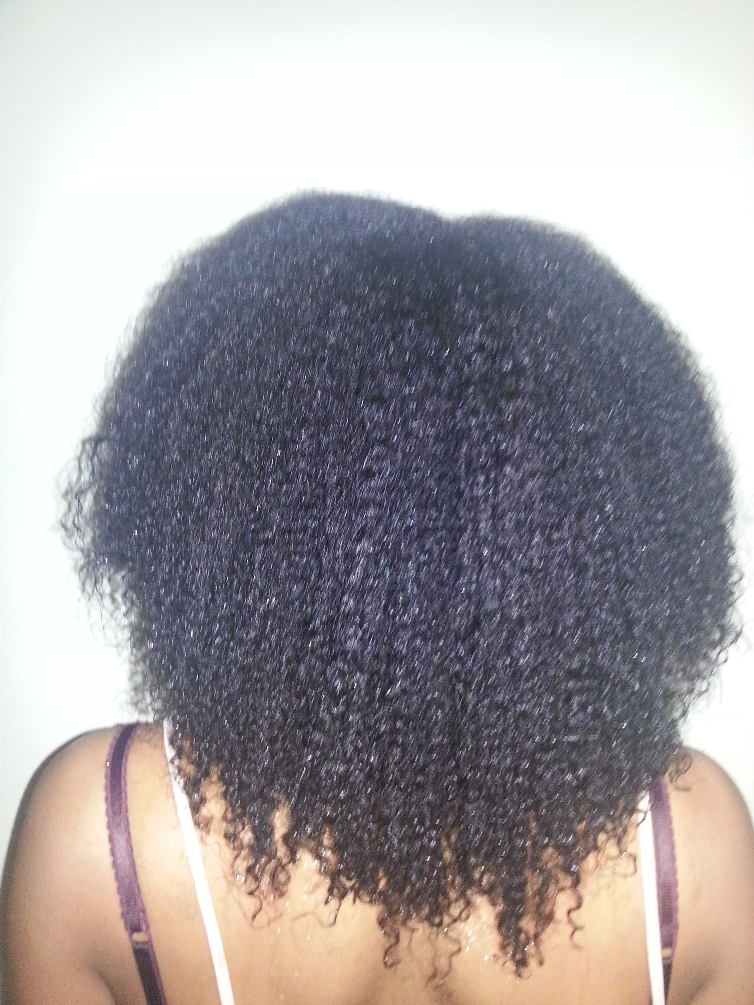 3 Years Post Relaxer Hair We Grow