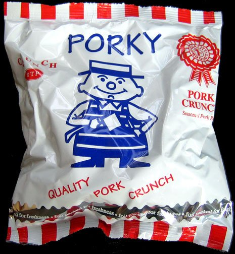 RTP Porky Quality Pork Crunch Review - RTP, Porky Quality Pork Crunch Review