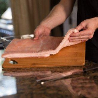 feature1 1 - Bacon's Heir - Pork Clouds / Dust / Soap