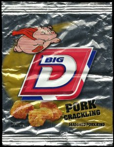 Big D Pork Crackling Review - Pork Scratching Bags