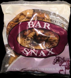 Crown Park Foods Bar Snax Review - Pork Scratching Bags
