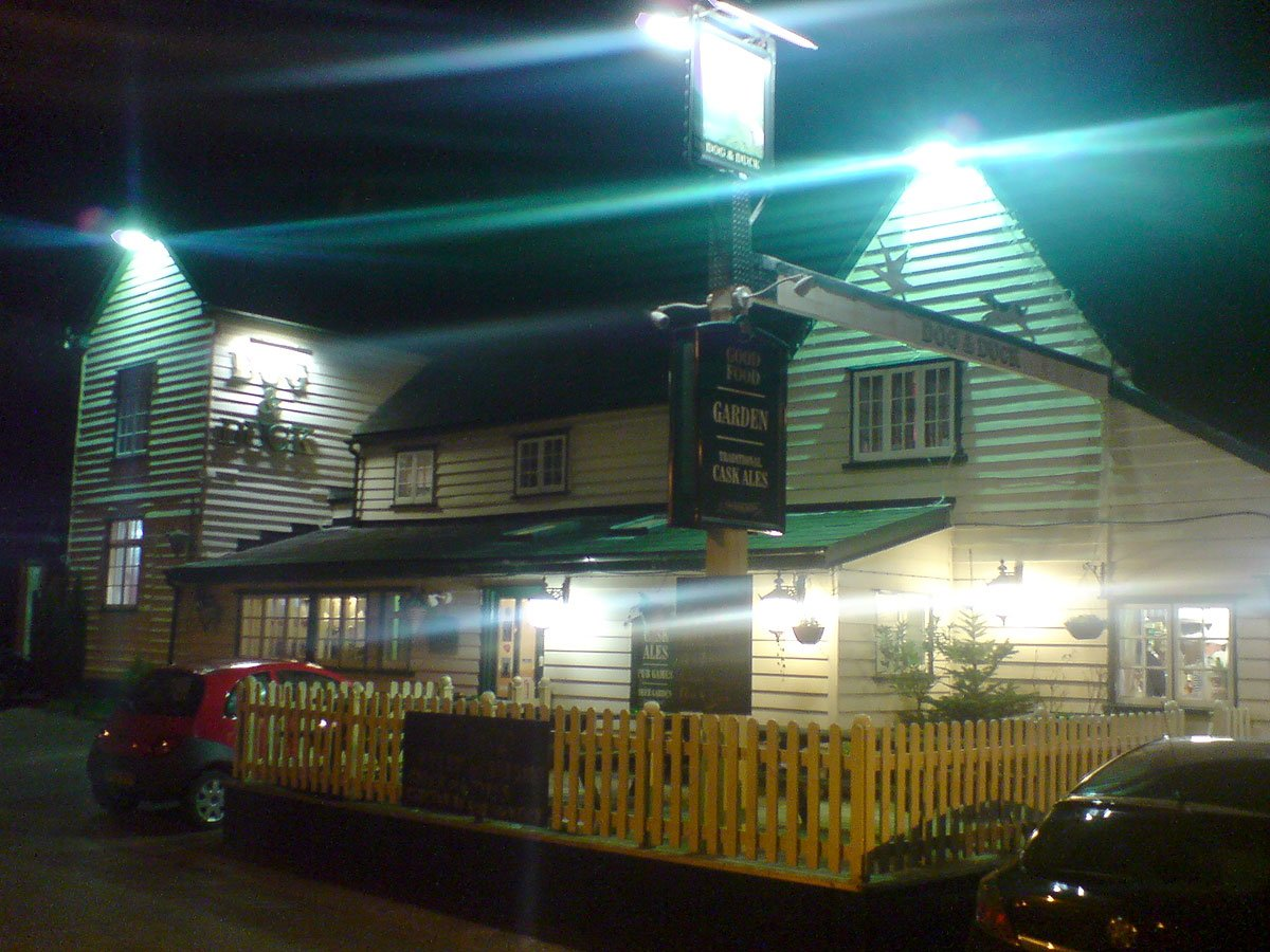 Dog and Duck Stansted Mountfitchet Essex Pub Review - Dog and Duck, Stansted Mountfitchet, Essex - Pub Review