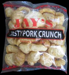 Jays Tasty Pork Crunch Review - Pork Scratching Bags