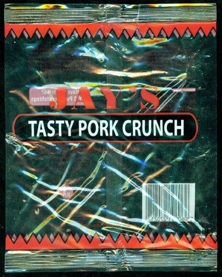 Jays Tasty Pork Crunch Review2 - Jay's, Tasty Pork Crunch Review
