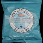 Lord Hamiltons Hogskins Sea Salt Particularly Fine Crackling Review - The Rise and Rise of Luxury Pork Scratchings