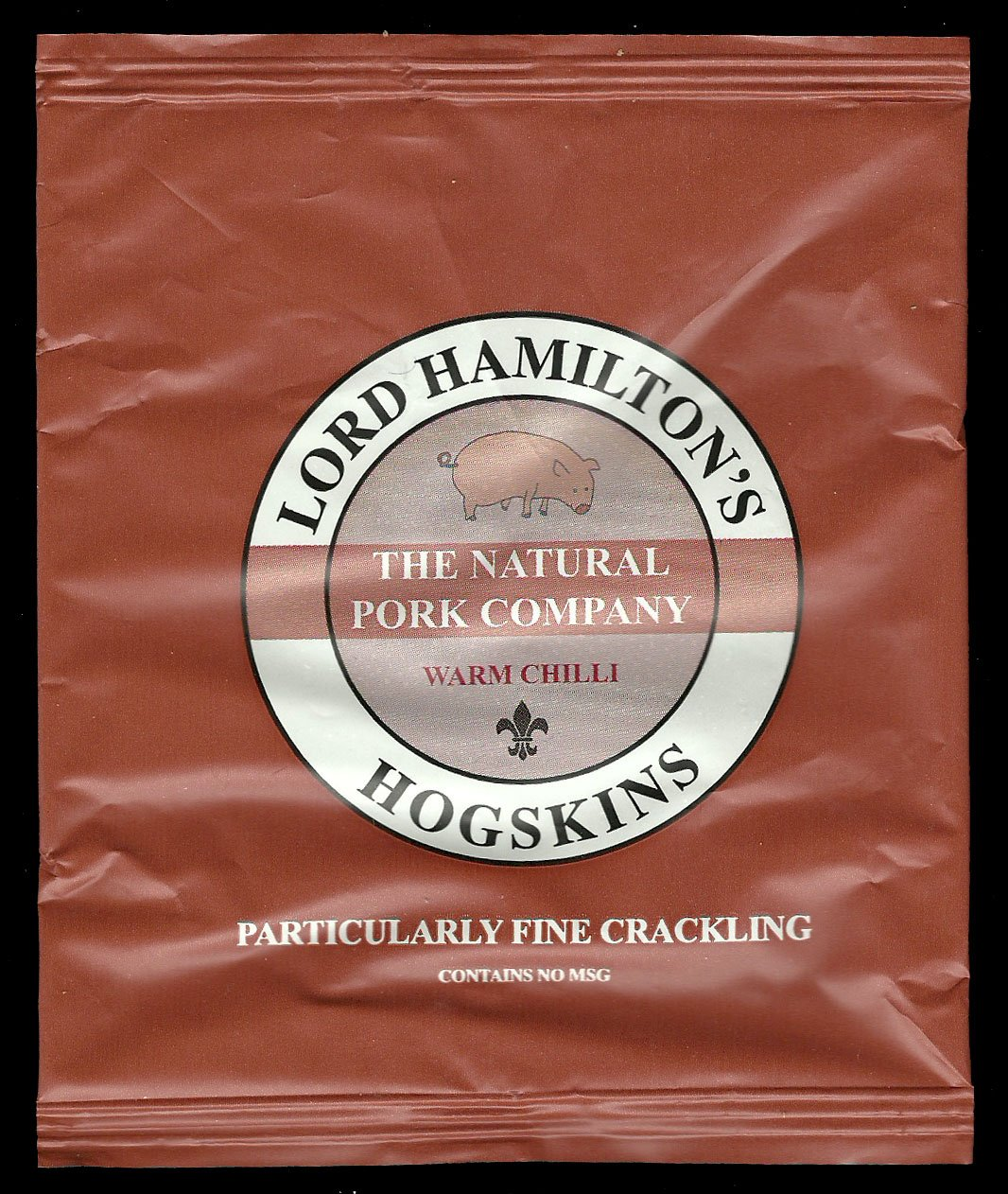 Lord Hamiltons Hogskins Warm Chilli Particularly Fine Crackling Review2 - Lord Hamiltons Hogskins, Warm Chilli, Particularly Fine Crackling Review