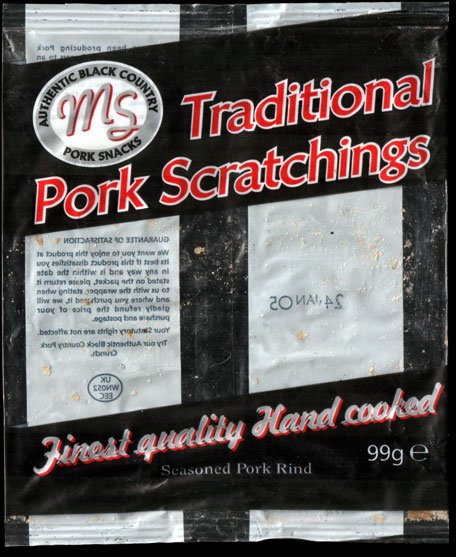 Midland Snacks Traditional Pork Scratchings Review - Midland Snacks, Traditional Pork Scratchings Review