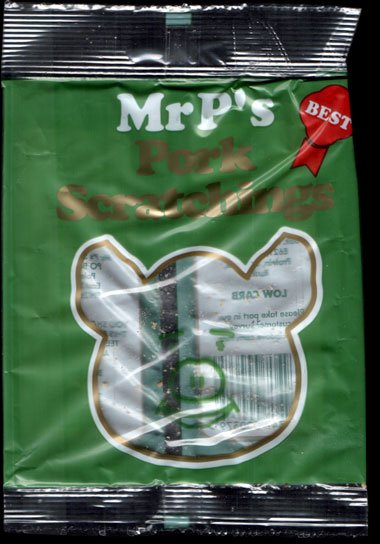 Mr Ps Pork Scratchings Review - Mr P's Pork Scratchings Review