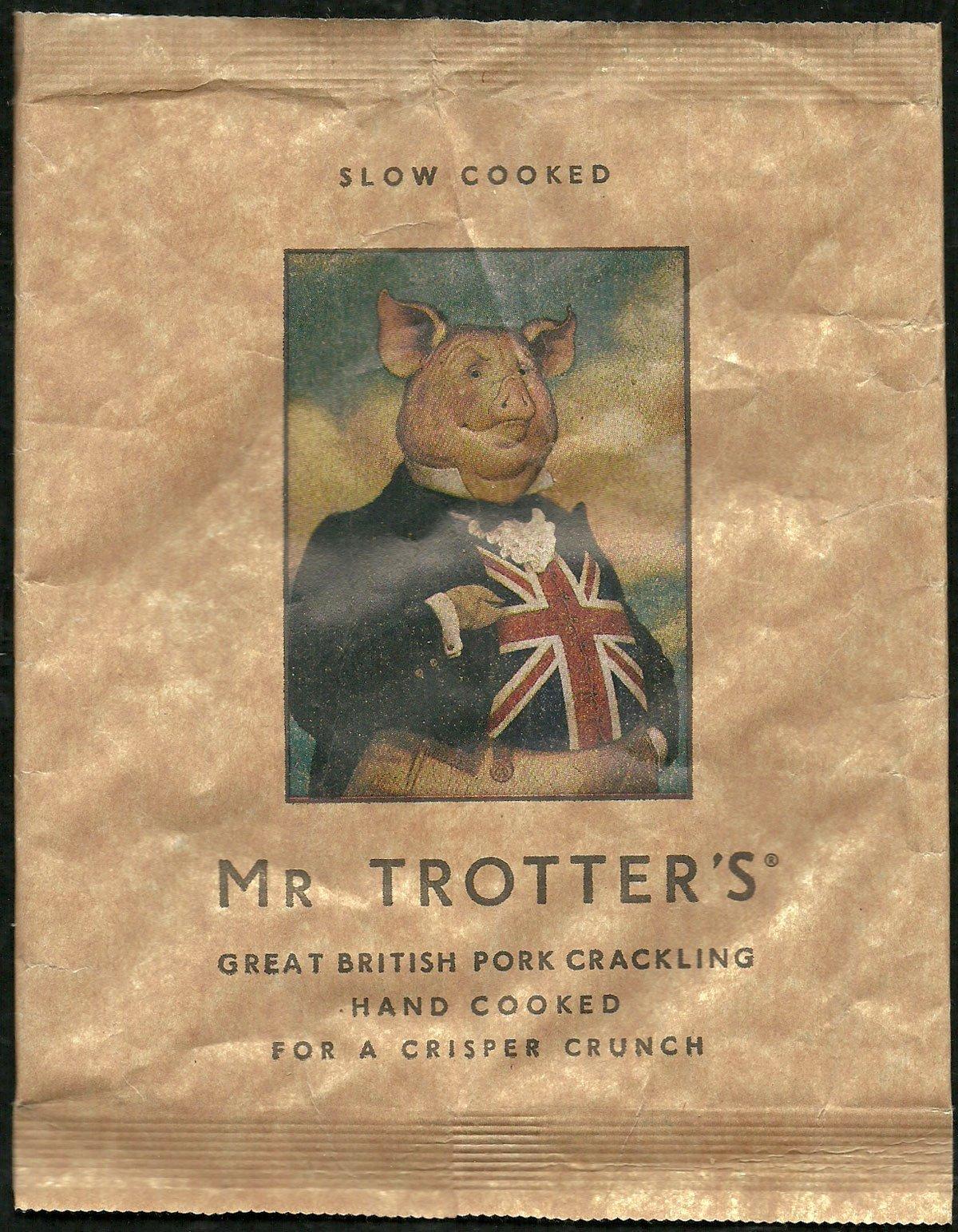 Mr Trotters Great British Pork Crackling Review2 - Mr Trotters, Great British Pork Crackling Review
