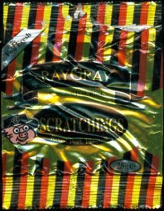 Ray Gray Scratchings Review - Pork Scratching Bags